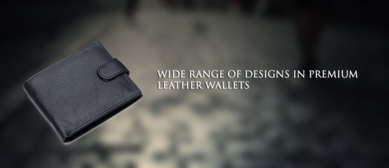 Oxhide Men Wallet
